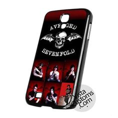 Avenged Sevenfold Music Rock Band Cell Phones Cases For iPhone, Samsung Galaxy