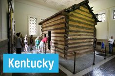 Kentucky - The Best Free Things to Do in Each Southern State - Southernliving. Peer inside the reconstructed, single-room log cabin where the 16th president was born at the Abraham Lincoln Birthplace, in Hodgenville. Don't miss a look at Sinking Spring, the natural underground rivulet that supplied the Lincolns' drinking water.