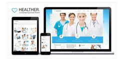 21 Medical and Health WordPress Themes