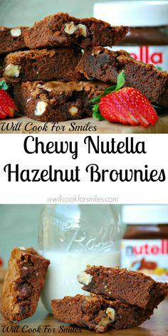Chewy Nutella Hazeln