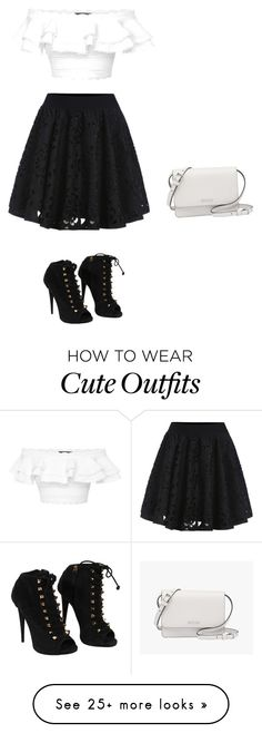 """Really cute outfit"" by isabellamastroianni on Polyvore featuring Alexander McQueen, Giuseppe Zanotti and Prada"