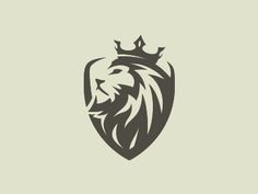 logo design of lion Logo Lion, Lion Head Logo, Lion Tattoo Design, Lion Design, Leon Logo, Lion Icon, Lion Vector, Desenho Tattoo, Animal Logo