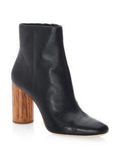 Loeffler Randall Wilder Leather Bootie