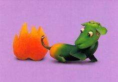 Vegan Humor: Veggie Hot Dog.
