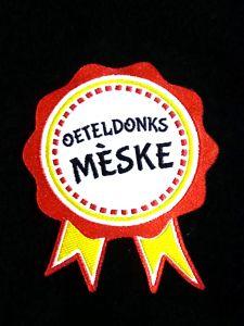 Informatie Mèskes emblemen | MÈSKES
