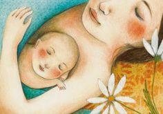 Pinzellades al món: Il·lustracions de mamàs i bebés / Ilustración de mamás y bebés / Illustration of moms and babies Sandrine Kao
