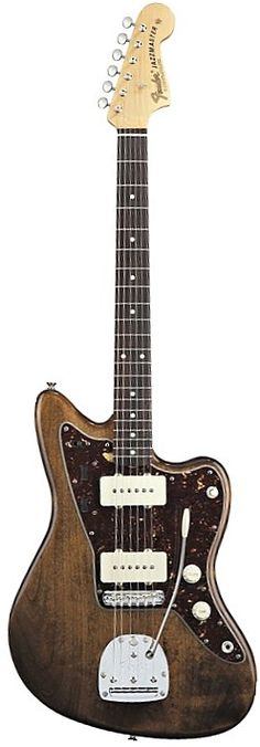 Fender Elvis Costello Signature Jazzmaster  my hero.  or, his guitar replica, rather...  come to me.