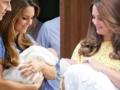 How the New Baby's Debut Compared to George's | WE ALL FELL IN LOVE | Just as with George, this baby is already ruling our hearts.