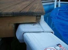 Bildresultat för above ground pool deck ideas pictures
