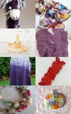 ~ MARGOT AND HER TREASURES ~ by Cappriell McQuiston on Etsy--Pinned with…