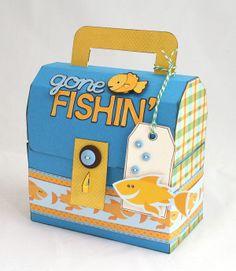 JanaEubank_GoneFishinBox using Cricut Sweet Tooth Boxes
