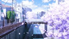 Animated gif shared by みゆき. Find images and videos about gif, anime and city on We Heart It - the app to get lost in what you love. Moving Backgrounds, Anime Backgrounds Wallpapers, Anime Scenery Wallpaper, Episode Backgrounds, Chroma Key, Aesthetic Gif, Aesthetic Backgrounds, Anime Gifs, Anime Art