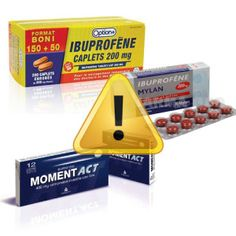 Ibuprofene (Moment): leggi questo prima di assumerlo!  Se credi che si tratti di un farmaco leggero da poter assumere senza problemi allori mettiti seduto e leggi con attenzione!
