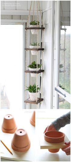 DIY Home Decor Projects I have a big list of DIY home decor projects that will guide you that how you can reuse the old things!DIY Vertical Plant HangerVertical Vertical may refer to: Cheap Diy Home Decor, Diy Home Decor Projects, Contemporary Home Decor, E Design, Decorating Your Home, Decorating Websites, Plant Hanger, Home Hacks, Room Inspiration