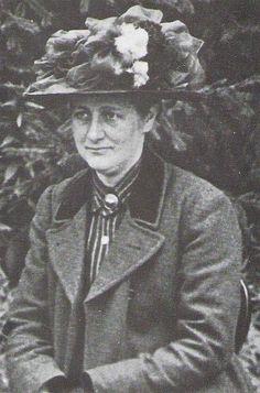 Beatrix Potter, 1912, by Rupert Potter