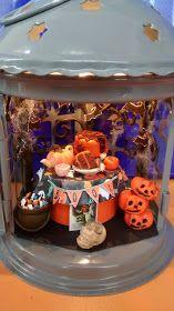 My Miniature World: Halloween Lantern - Miniature Project