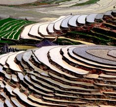Top 10 Most Beautiful Terraces in China | Chinese eye