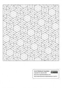 Eric Gjerde Origami Diagrams