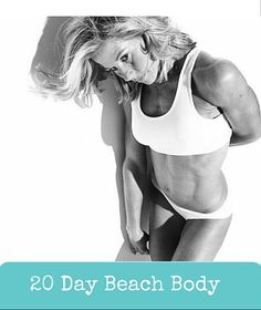 20 Day Beach Body - Only $99