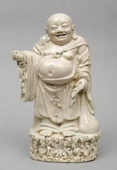 Chinese Blanc de Chine Budai or Pu Tai - 115611