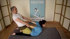 Thai Yoga Massage, Massage Tips, Massage Benefits, Massage Techniques, Spa Massage, Massage Therapy, Reflexology Massage, Gym Workout Videos, Partner Yoga