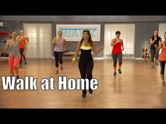 1.0 Mile Happy Walk | Walk at Home | Walking Workout - YouTube