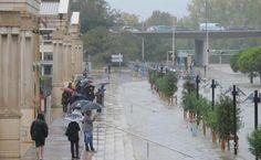 METEO - Le département de l'Hérault, placé lundi en vigilance rouge aux fortes pluies, a été rétrogradé mardi matin en vigilance orange par Météo France...