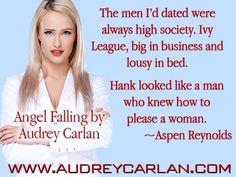 Aspen from Angel Falling by Audrey Carlan