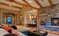 It doesn't cost a million dollars to vacation like a millionaire!! Here is a resort chalet vacation 'great room'..during a ski vacation in Park City,Utah. Although my travel company promotes Caribbean holidays..our 'driving force'..is the fact that many people prefer to stay in the United States or Canada for their holidays. Click this photo..DREAM BIG..then take action. You will be amazed at the low cost travel deals in Utah and the West.  1great-0trip.com
