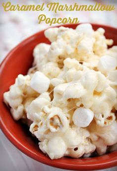 Best Dang Caramel Marshmallow Popcorn Ever. I searched for this recipe for years. IT.IS.THE.BEST!!! ~ http://reallifedinner.com