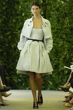Carolina Herrera Resort 2008 Fashion Show: Complete Collection - Style.com