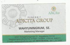 adicita group - Wahyuniingrum, SE