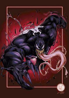 Venom-Colour-1 by NachoArranz