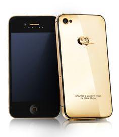 Самый модный телефон года iPhone от итальянских ювелиров уже в России!