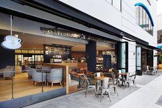 Paul Bassett Lotte Mall Busan 韓国 | spinoff