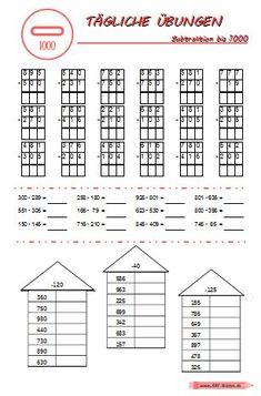 t gliche bungen malfolgen der 8er und 9er reihe schule t gliche bung nachhilfe mathe. Black Bedroom Furniture Sets. Home Design Ideas