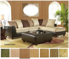 Bamboo Wall Paneling For Sale Online Bamboo Panels, Bamboo Wall, Bamboo Hardwood Flooring, Dining Table With Leaf, Brothers Furniture, Thomasville Furniture, Homewood Suites, Brown Pillows, Cool Apartments