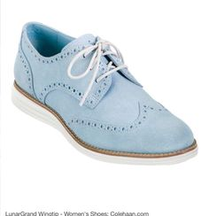 2fc2be37bada5 Classic wingtips from Cole Haan- also available in orange, white and natural