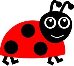 Ladybug Cartoon Clip Art At Clker