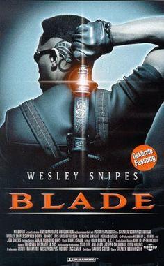 Blade (1998) Blade Film, Blade Movie, Marvel Live, Mcu Marvel, Marvel Characters, Marvel Movies, Eric Brooks, Blade Marvel, Day Walker