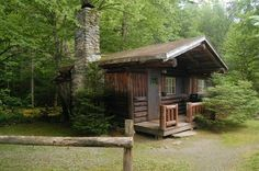 Rustic Log Cabins (Lisbon, NH) - Campground Reviews - TripAdvisor