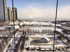 Chicago Millennium Park: The Bean Robert Johnson, Chicago, Park, Winter, Photography, Winter Time, Photograph, Fotografie, Parks