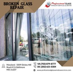 Professional Glass Window Services and Repair provides the best and most reasonable broken glass repair services in Virginia, Maryland, and Washington DC area. For more information visit us at Professional Glass Window Services and Repair #BrokenGlassRepair #DCWindowglassrepair #DCResidentialglassrepair #DCemergencyboardup #DCCommercialGlassRepair #PatioDoorGlassRepair #ShowerDoorRepair #EmergencyGlassRepair #WindowglassRepair #glassrepair #glassreplacement #Washington #DC Window Glass Repair, Washington Dc Area, Broken Glass, Glass Replacement, Patio Doors, Maryland, Virginia, Glass Vase, Windows