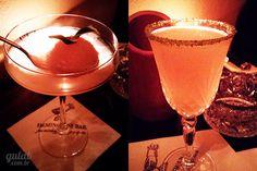 Drinks em Praga: Hemingway Bar - Gulab