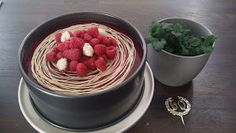 Style by Tiinamaria: Marjamoussekakku Acai Bowl, Breakfast, Food, Style, Healthy, Acai Berry Bowl, Morning Coffee, Swag, Essen