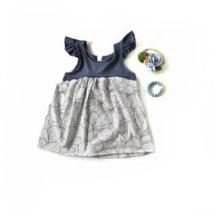 Flutter Sleeve, Geo, Blueberry, Sick, Kids Outfits, Leaves, Summer Dresses, Flat, Kids Clothing