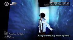 NICO touches the walls Diver  Naruto Shippuden