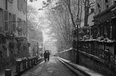 A Parisian winter for lovers