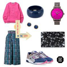 #howcanistop #dsquared2 #bangle #stellajean #printed #culottes #asos #blustone #stud #earrings #baobao #isseymiyake #clutch #mariafrancescapepe #cityskyline #nixon #thekensington #gunmetal #pinksunray #newbalance #ronniefieg #1600 #1600nb #fashion #look #outfit #streetstyle #playful #outfitgrid #style #fashionblog #polyvore #farfetch #netaporter #stylebop
