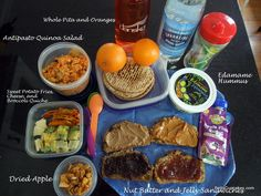 Food on the Go: Feeding A One Year Old Baby Boy #fastfood #toddlers #realfood